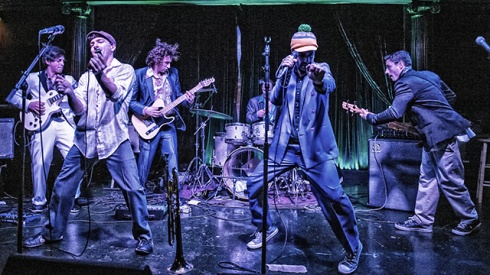 Flow Tribe Performing (Courtesy Photo)